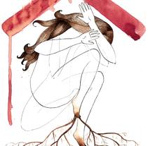 Arrels. A Illustration project by Júlia Domènech Marti - 17-12-2013