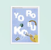 YOROKOBU Magazine. Un proyecto de Diseño, Ilustración, Publicidad, Dirección de arte y Diseño editorial de Gemma Contreras         - 17.12.2013