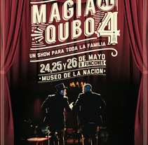 Magia al Qubo 4. A Design project by Rocio Sotomayor Garcia         - 27.12.2013