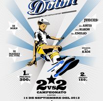 Root Down BBoy Battle Contest. A Design&Illustration project by Naone  - 29-05-2013