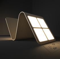 ONA OLED lighting. A Design project by estudibasic  - 01-01-2014