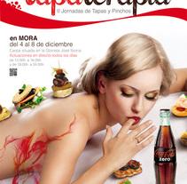Tapaterapia. Um projeto de Design de Estudio de Diseño y Publicidad         - 07.01.2014