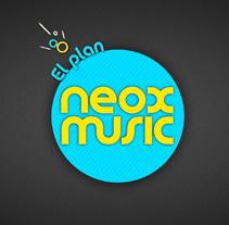 PLAN NEOX MUSIC. Um projeto de Design, Motion Graphics e Cinema, Vídeo e TV de Margarita Rodríguez Municio         - 31.10.2013