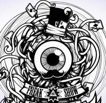 Illusionist Oculus. Un proyecto de Ilustración de Iván Villarrubia - Viernes, 10 de enero de 2014 00:00:00 +0100
