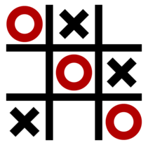 Tic-Tac-Toe App. A Design project by Jorge Díaz - 10-01-2014