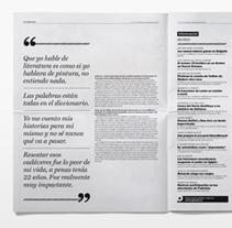 La Gaceta. Un proyecto de Diseño de Marta Sisón Barrero - 29-06-2013