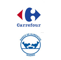 Carrefour & Banco de alimentos. A Design, and Advertising project by Jorge Garcia Redondo         - 16.01.2014