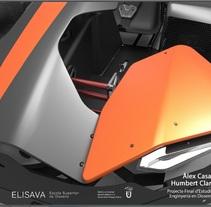 HACC Kart. A Design, and 3D project by Humbert Claramunt i da Pena - Jan 17 2014 12:00 AM