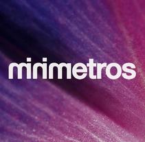 minimetros / identidad gráfica. A Design project by Juan José Díaz Len - 21-01-2014