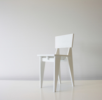 Diseño de Silla. A Furniture Design project by Verónica Seco Fernández - 01.27.2014