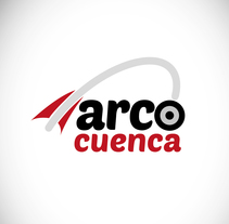 Logotipo Club de Tiro ArcoCuenca. Un proyecto de Diseño gráfico de Paolo Ocaña         - 31.01.2014