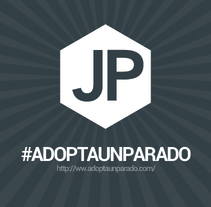 Comunicación #adoptaunparado. A Art Direction, Br, ing, Identit, and Graphic Design project by JP          - 02.02.2014