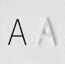 Otra Perspectiva. Un proyecto de Diseño y Tipografía de lluís serra pla - 06-02-2014