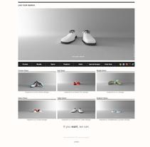 Web Live your search. Um projeto de Web design de Jose Luis Torres Arevalo         - 06.02.2014