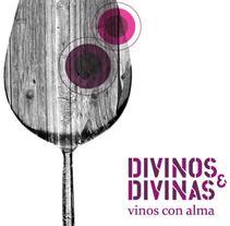 DIVINOS & DIVINAS vinos con alma. Um projeto de Fotografia de DOSS, grafica creativa          - 06.06.2013