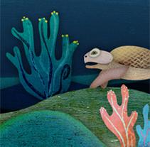 Octopus Game. Un proyecto de Ilustración de Stiliana Mitzeva - 10-07-2013