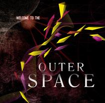 Outer Space Series II. Un proyecto de Ilustración de sergi nadal  - 11-02-2014