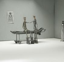 Sida. Un proyecto de Publicidad, Fotografía, Dirección de arte y Post-producción de Diego Fernández - 11-02-2014