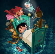 MAMEMI cuentos. A Illustration project by Montse Casas Surós - Dec 10 2013 12:00 AM