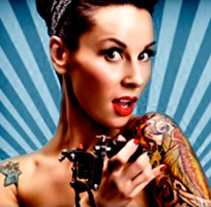 TattooEmpleo. A Web Design, and Web Development project by Fanny Sánchez - 25-02-2014