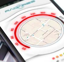 Radares. Un proyecto de UI / UX de Fourandgo Mobile  - 25-02-2014