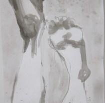 dibujos 2014. Um projeto de Ilustração, Artes plásticas e Pintura de Beatriz Santos Sánchez         - 05.03.2014