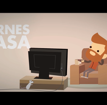 Islazul. A Motion Graphics, Animation, and Character Design project by FERNANDO MARTÍNEZ GÓMEZ - Mar 07 2014 12:00 AM