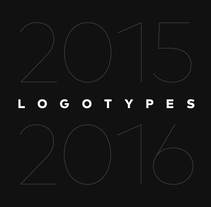 Logos 2015-2016. A Br, ing&Identit project by Jimena Catalina Gayo         - 31.12.2015