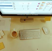 Planificador de dietas. A UI / UX, IT, and Web Design project by Rocio Cano         - 10.03.2014