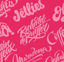 Logo set 2012-14. A Br, ing&Identit project by Joluvian          - 10.03.2014