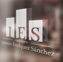 IES Abogados - Imagen corporativa. A Design, Advertising, Art Direction, Br, ing, Identit, Editorial Design, Graphic Design, Marketing, T, and pograph project by Ignacio Olalla Jaime         - 11.03.2014