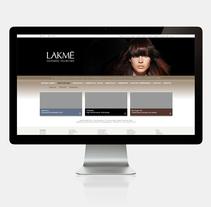 Lakmé. Un proyecto de Gestión del diseño, Arquitectura de la información, Diseño Web y Desarrollo Web de Cristina Fabregas Escurriola         - 17.03.2014