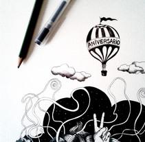 Croa Magazine. A Illustration project by Fernando Mendoza  - Mar 20 2014 12:00 AM
