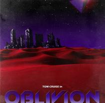 Retro-Posters de Cine. A Film, Video, TV, Design, and Graphic Design project by Pedro Molina - 03.28.2014