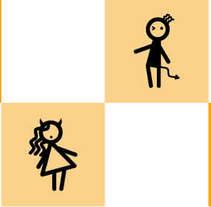 Logo. Un proyecto de Desarrollo Web de Patricia Diaz Torres         - 03.04.2014