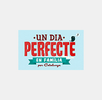 Un dia perfecto en familia. A Interactive Design, and Web Design project by Pablo goris         - 08.04.2014