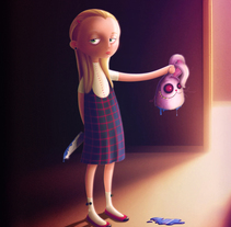 Illustration. A Design, Illustration, and Character Design project by Lorena Díaz Arrondo - 12-04-2014