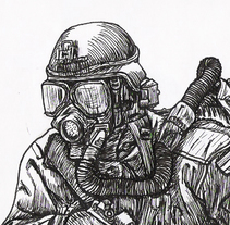 Ilustraciones. Un proyecto de Ilustración de David Rodríguez - 15.04.2014