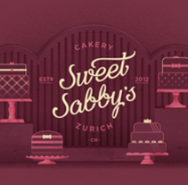 Sweet Sabbys. A Br, ing&Identit project by David Sierra Martínez - Apr 22 2014 12:00 AM