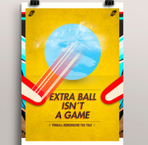 extra ball. A Graphic Design project by Iban  - 04-05-2014