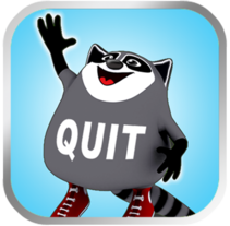 Quit Good Nico App. A Software Development, Art Direction, and Game Design project by Míriam Broceño Mas         - 31.12.2012