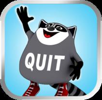 Quit Good Nico App. Um projeto de Desenvolvimento de software, Direção de arte e Design de jogos de Míriam Broceño Mas - 31-12-2012