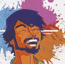 Buahahaha. Un proyecto de Ilustración de Sergio Rodríguez Rodríguez         - 08.05.2014