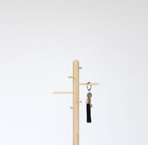 key-tree. Un proyecto de Diseño de muebles de Olafur k  - 09-05-2014