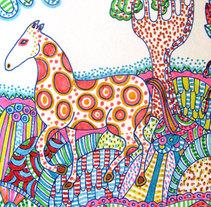 Ilustración Infantil. Un proyecto de Diseño, Diseño editorial, Diseño gráfico e Ilustración de Bevero  - Sábado, 31 de marzo de 2012 00:00:00 +0200