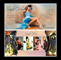 Sands Glam. A Graphic Design project by Adriana Alejos - 15-05-2014