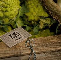 Kiki Market Aplicaciones. Un proyecto de Dirección de arte, Br, ing e Identidad, Arquitectura interior y Escritura de MOTORA  - 15-04-2014