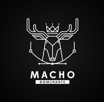 Imagen Macho Dominante. A Illustration, Br, ing&Identit project by Jose Mª Quirós Espigares - 24-05-2014