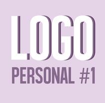 LOGO PERSONAL. Um projeto de Br e ing e Identidade de Cecilia De Jorge - 25-05-2014