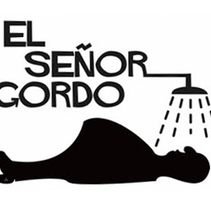 El Señor Gordo: logotipo . A Illustration, Br, ing&Identit project by Sr. Brightside         - 26.05.2014